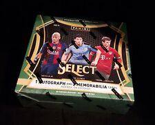 Panini Select Soccer 2016/17 Hobby Box / 12 Packs OVP