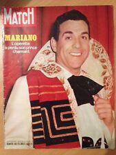 Paris Match du 25 Juillet 1970 Mort de Luis MARIANO