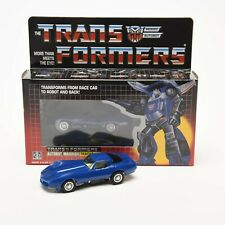 Transformers G1 Reissue Autobot  Warrior TRACKS Action Figure Gifts for Kids