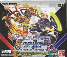 Digimon Display Double Diamond BT06 ENGLISCH OVP 24 Packs