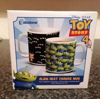 Disney Pixar Toy Story 4 Alien Heat Changing Mug Brand New In Box