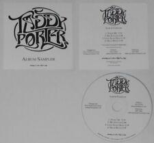 Taddy Porter - Album Sampler (Shake Me + 3) - 2009 U.S promo cd