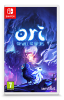 Ori and the Will of the Wisps Nintendo Switch Game