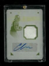 Clive Walford National Treasures MATERIAL TREASURES Plate Patch Auto Rookie #1/1