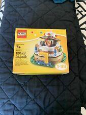 Lego 40153 Birthday Cake Table Decoration