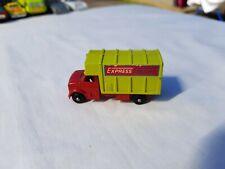 Lone Star Tuf-Toys Lkw Express Freight Truck 1:118 England Modellauto Spielzeug