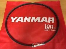 Yanmar 25132-004600 V-Belt  4JH2-E-TE-DTE-UTE 4JH3 4JH3-TE-HTE-DTE Genuine OEM