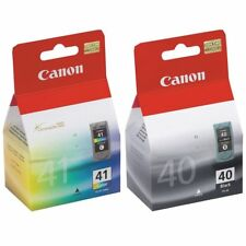 GENUINE Canon PG-40 CL-41 Ink Cartridge 2-Pack