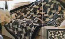 Pepper Mill Quilt Pattern Pieced SK