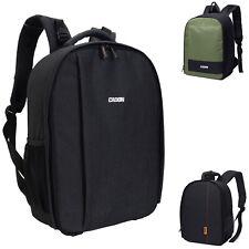 Men DSLR Digital Camera Bag Photography Backpack For Canon Nikon Pentax Olympus