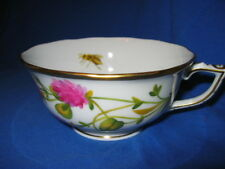 """HEREND Tea Cup """"Red Clover""""  First Edition   Gorgeous!!"""