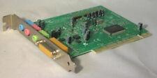 Creative Labs Sound Blaster CT4810 CT 4810 PCI Soundblaster 128 Soundkarte VKF