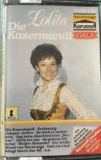 """MC Lolita """"Die Kasermandl"""" (Karussell) Stars & Schlager Guter Zustand"""