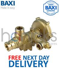 Baxi Combi 80E 80 Eco 105E 105HE Diverter Valve 7224344 248061 Genuine *NEW*