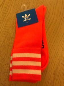 Adidas socks womens unisex size 9-11 1/2  athletic socks New!