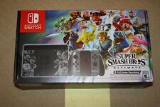 Nintendo Switch Super Smash Bros. Ultimate Edition Console - NEW SEALED MINT OOP