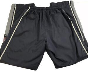 "2002 Adidas Boys XL x 30"" Track Windbreaker Drawstring Pants Lined Gray Zip Ankl"