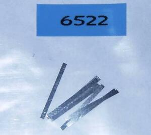 HO Fleischmann Richtfeder 6522 (10 Stück)