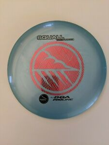 DGA Squall Proline Large Icon Stamp 175-176g