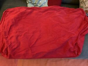 Ikea Ektorp Seater Sofa Bed Cover Red