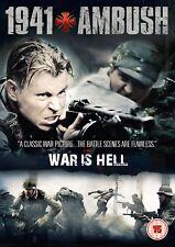 1941 - Ambush (DVD) (WAR) (NEW AND SEALED) (REGION 2) (FREE POST)