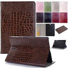 PU Leather Smart Stand Case For Samsung Galaxy Tab 3 4 A S S2 S3 S4 Tablet Cover