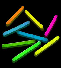 "100 2"" Glowsticks Night Fishing Party GLOW LIGHT STICKS"
