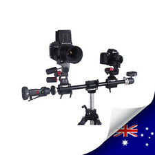 PROFESSIONAL TRIPOD ACCESSORY ARM  HOLD FOR 4 PAN HEADS - NEW
