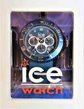 Ice-Watch Ice Aqua Bluestone Large Chronograph Uhr Herrenuhr Datum blau 012737