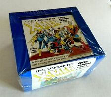 1990 Uncanny X-Men Covers Series 1 one sealed box - Comic Images cards