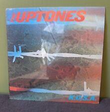 "The Uptones ""K.U.S.A."" LP Sealed KUSA Operation Ivy Rancid Specials English Beat"