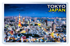 TOKYO JAPAN MOD8 FRIDGE MAGNET SOUVENIR IMAN NEVERA