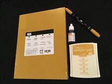 Stampin' Up! 2015-17 In Color Delightful Dijon Combo CS,  Ink Pad, Refill & MKR