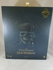 Genuine Disney Hot Toys DX06 POTC Captain Jack 1:6 action figure empty Box only