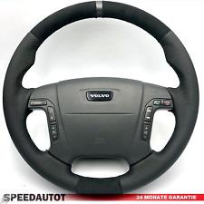 Tuning Alcantara Lenkrad Volvo S80 9203838 8626844 Multifunktion mit Airbag