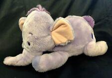 "LUMPY Heffalump Elephant Disney Store Exclusive 16"" Plush Pooh Stuffed Animal"