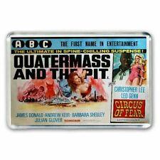 RETRO -  QUATERMASS and the PIT - ABC CINEMA POSTER ART - JUMBO FRIDGE MAGNET