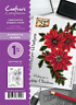 Crafters Companion A6 August Christmas Collection Rubber Stamps Free UK P&P