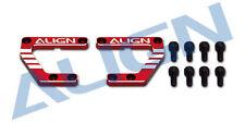 Align Trex 600E Pro Metal Shapely Reinforcement Plate/ Brace Assembly H60B001XX