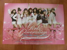 SNSD GIRLS' GENERATION  1st Asia Tour [OFFICIAL] POSTER