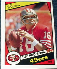 Topps Joe Montana Original Modern (1970-Now) Football Cards
