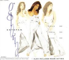 GLORIA ESTEFAN - Hold Me, Thrill Me, Kiss Me (UK 3 Tk CD Single Pt 1)