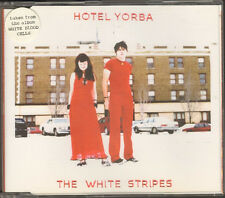 WHITE STRIPES HOTEL YORBA 3 track CD Single LIVE VIDEO enhanced CDsingle 2001