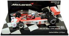 Minichamps McLaren M23 EE. UU. GP West Long Beach 1977-Jochen Mass 1/43 Escala