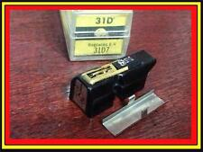 Electro-Voice 31D Cartridge with Needle/Stylus EV 31D7 Astatic 17D 45D CBS SC-1D