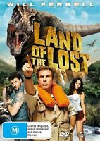 Land Of The Lost (DVD, 2009) NEW