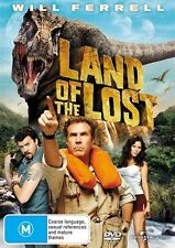 Land Of The Lost  ( DVD ). Region 4, LIKE NEW, Fast & Cheap Post....3121