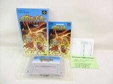 Trinea MINT Condition Super Famicom Nintendo Japan Boxed Game sf