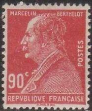 France num Yvert 243 ** MNH Marcelin Berthelot Année 1927