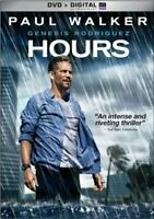 Hours (2013 Paul Walker) DVD NEW